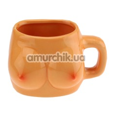 Чашка в виде грудей Boob Mug - Фото №1