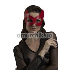 Маска Кошечки Feral Feelings Kitten Mask, красная - Фото №1