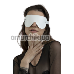 Маска на глаза Feral Feelings Blindfold Mask, белая - Фото №1
