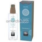 Спрей для тела и белья с феромонами Shiatsu Fragrance Spray Bed & Body для мужчин - янтарь и японская мята, 100 мл - Фото №1