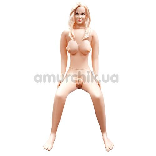 Секс-кукла с вибрацией Hot Lucy Personal Trainer - Фото №1