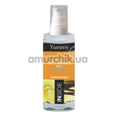 Лубрикант Yummy Gel Lubricant Vanilla Delight - ваниль, 100 мл - Фото №1