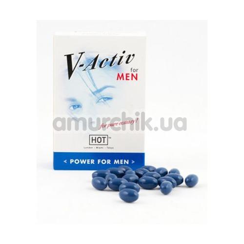 Стимулятор потенции V-Activ Potenz (20 таблеток) для мужчин