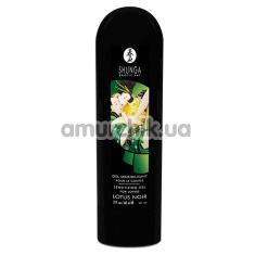 Возбуждающий гель Shunga Lotus Noir для мужчин и женщин, 60 мл - Фото №1