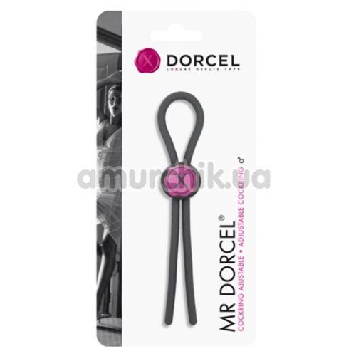 Эрекционное кольцо Dorcel Mr Dorcel, черное