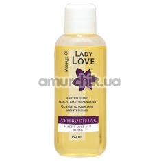 Массажное масло Lady Love Aphrodisiac