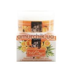 Крем для тела с феромонами Wild Dance ваниль - апельсин - Фото №1