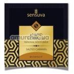 Лубрикант Sensuva Hybrid Formula Salted Caramel - соленая карамель, 6 мл - Фото №1