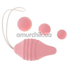Тренажёр Кегеля Femintimate Pelvix, розовый - Фото №1