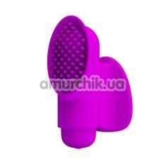 Клиторальный вибратор Pretty Love Freda, фиолетовый - Фото №1
