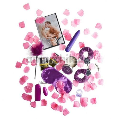 Набор Fantastic Purple Sex Toy Kit, фиолетовый - Фото №1