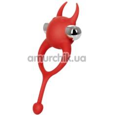 Виброкольцо JOS Nick, красное - Фото №1