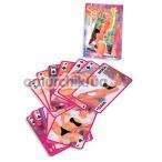 Игральные карты Sansation Girl